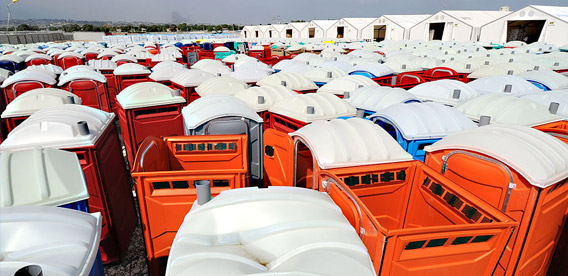 Champion Portable Toilets in Chowchilla,  CA